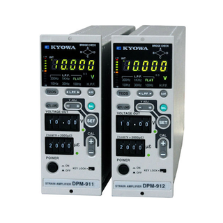 DPM-900 – Dynamic Strain Amplifiers