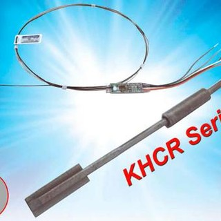 KHCR Encapsulated strain gages up to 750°C