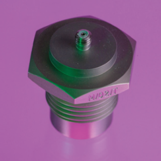 Dynamic piezoelectric pressure transducers
