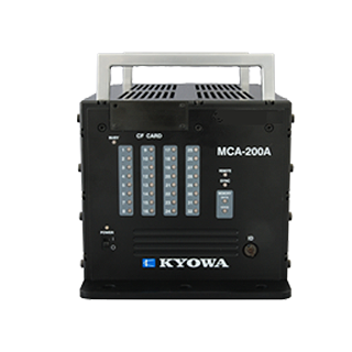 MCA-200A – Combined G-resistant Data Logger