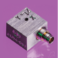 Triaxial Charge Output Accelerometers